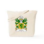 Sutton Family Crest Tote Bag