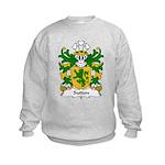 Sutton Family Crest Kids Sweatshirt