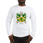 Sutton Family Crest Long Sleeve T-Shirt