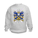 Stephen Family Crest Kids Sweatshirt