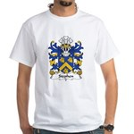Stephen Family Crest White T-Shirt