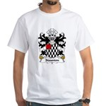 Staunton Family Crest White T-Shirt