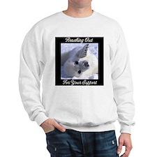 Reaching Out Sweatshirt