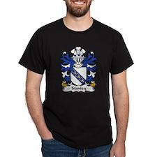 Stanley Family Crest  T-Shirt