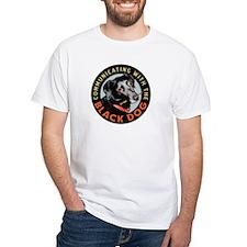 "Bidlack ""Communicating With the Black Dog"" T-Shirt"