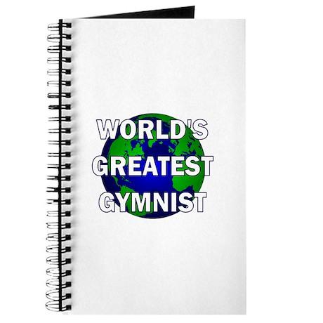 World's Greatest Gymnist Journal
