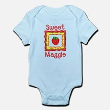 Sweet Maggie Infant Bodysuit