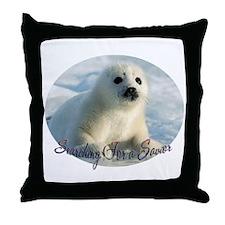 Savior Throw Pillow