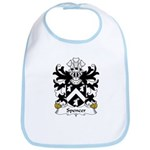 Spencer Family Crest Bib