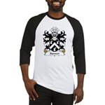 Spencer Family Crest Baseball Jersey