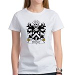 Spencer Family Crest Women's T-Shirt