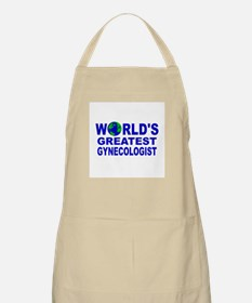 World's Greatest Gynecologist BBQ Apron