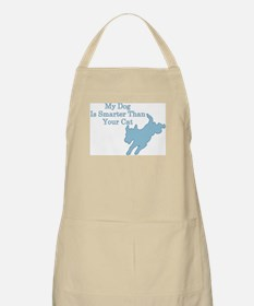 My Dog is Smarter BBQ Apron