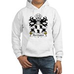 Skevington Family Crest Hooded Sweatshirt