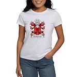 Scudamore Family Crest Women's T-Shirt
