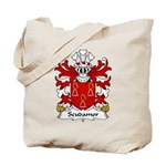 Scudamore Family Crest Tote Bag