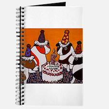 GUINEA PIG-lko19~Birthday Par Journal