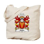 Salter Family Crest Tote Bag