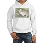 Great Pyrenees Hooded Sweatshirt