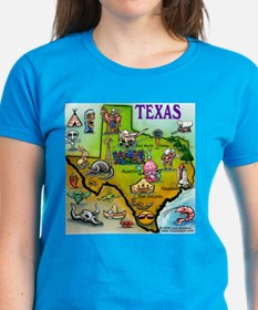Unique Texas Tee