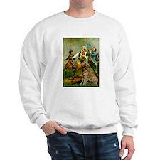 Spirit of '76 & Golden Sweatshirt