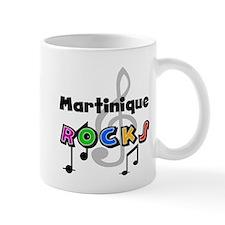 Martinique Rocks Mug