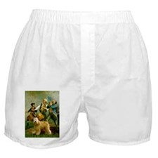 Spirit of '76 with Wheaten Boxer Shorts