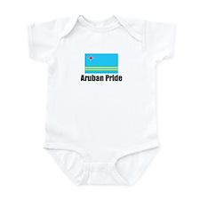 Aruban Pride Infant Bodysuit