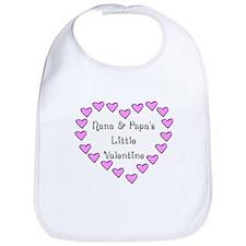 Little Valentine Bib
