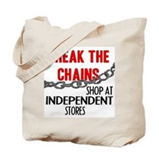 Break the Chains Tote Bag