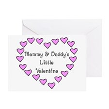 Little Valentine Greeting Card