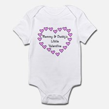 Little Valentine Infant Bodysuit