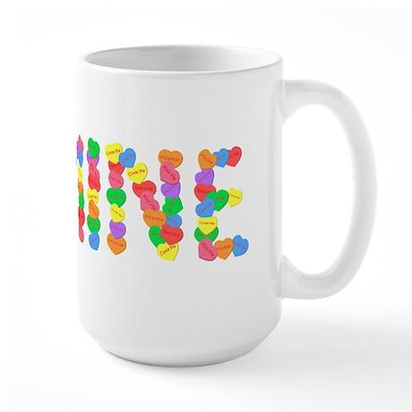 be mine Large Mug