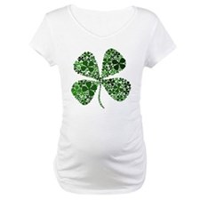 Extra Lucky Four Leaf Clover Shirt