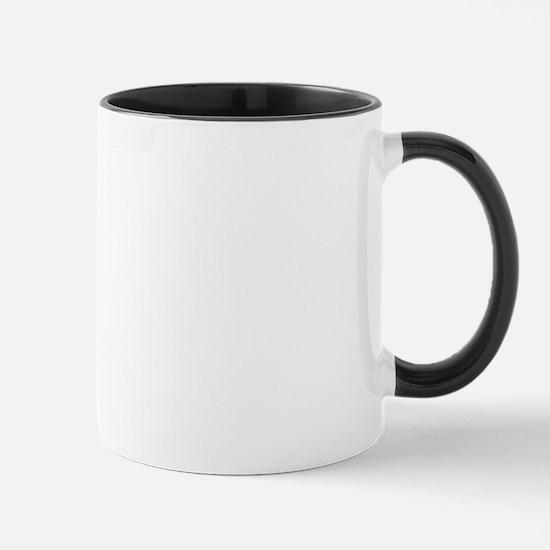 Extra Lucky Four Leaf Clover Mug