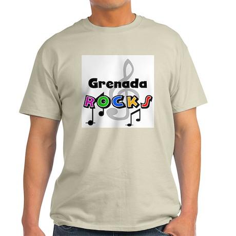 Grenada Rocks Light T-Shirt