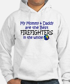 Best Firefighters In The World Hoodie