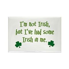 Irish In Me Rectangle Magnet (10 pack)