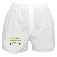 Irish In Me Boxer Shorts
