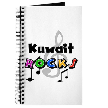 Kuwait Rocks Journal