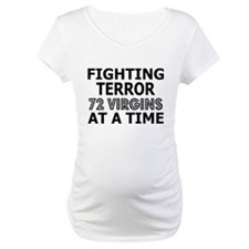72 Virgins Fighting Terror Shirt