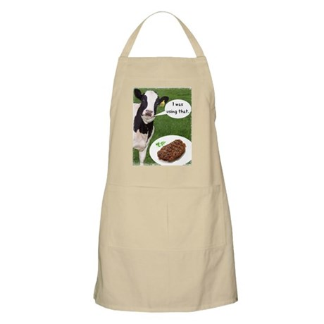 """I Was Using That"" BBQ Apron"