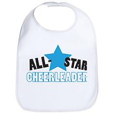 All-Star Cheerleader Bib