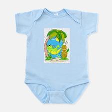 Loungin' Around Infant Bodysuit