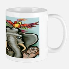 Cute Zoo worker Mug