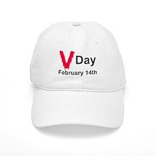Bloody V Feb 14 Baseball Cap