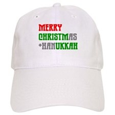 """Merry Christmukkah"" Baseball Cap"
