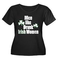 Drunk Irish Women T