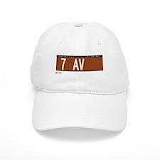 7th Avenue in NY Baseball Cap