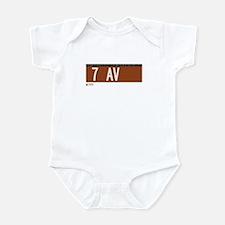7th Avenue in NY Infant Bodysuit